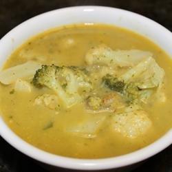 Best Ever Creamy Soup recipe