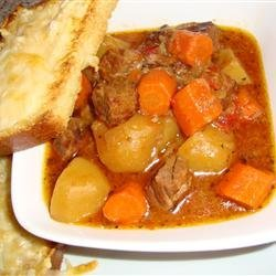 Swiss Steak Stew recipe
