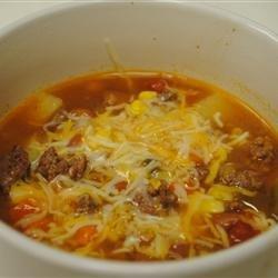 Texas Cowboy Stew recipe