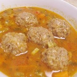 Spicy Albondigas recipe