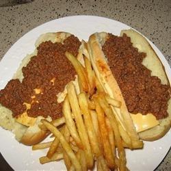 Jeff's Hot Dog Chili recipe