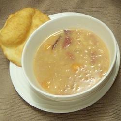 Basic Bean Soup recipe
