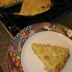 Ramen Oven Omelet recipe