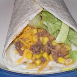 Chuck Wagon Wraps recipe