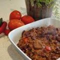 Wicklewood's Not Hot but Smokin' Chilli recipe