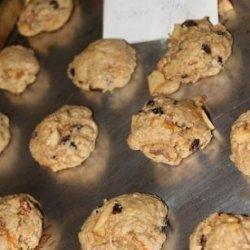 True Breakfast Cookies recipe
