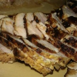 Grilled Chicken With Sesame Ginger Sauce recipe