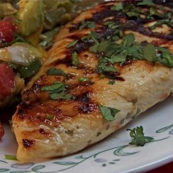 Cumin Honey Marinated Grilled Chicken recipe