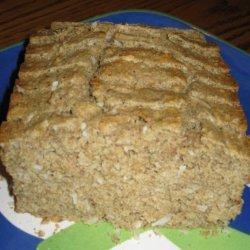 Whole Grain Banana Coconut Bread recipe
