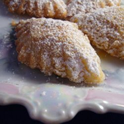 Almond Cakes recipe
