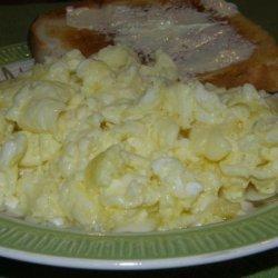 The Best Scrambled Eggs recipe