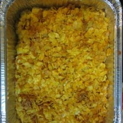 Hash Brown Casserole (Cooking Light) recipe