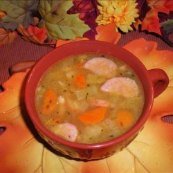 Sausage and Bean Soup recipe