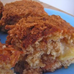 Overnight Apple Coffee Cake recipe