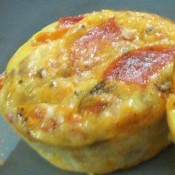 Pizza Egg Bites recipe