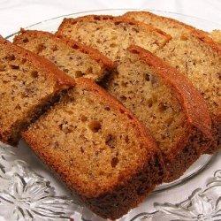 Mama's Banana Bread recipe