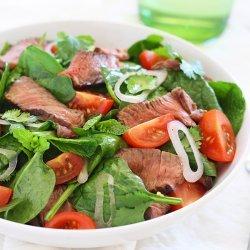 Asian Beef Salad recipe