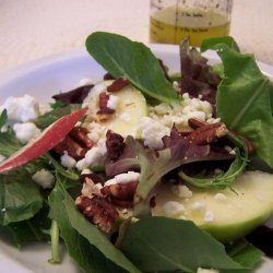 Apple Feta Salad recipe