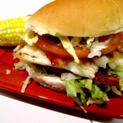 BLT Fish Sandwiches recipe