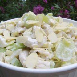 Chicken Salad Deluxe recipe