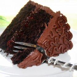 Decadent Devil's Food Cake recipe