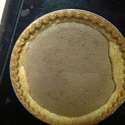 Old Fashioned Chocolate Pie recipe