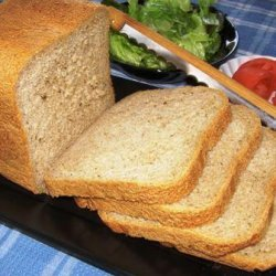 Healthy Herbed Bread for the Bread Machine recipe