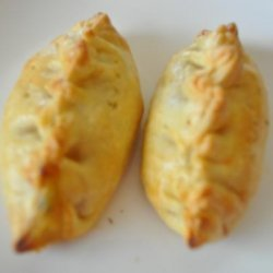 Tuna Pasties recipe