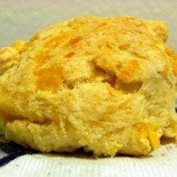 Cheese and Apple Scones recipe