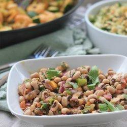 Black Eyed Pea Salad recipe