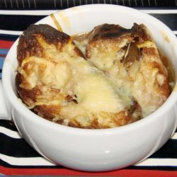 Dora's Rich French Onion Soup recipe