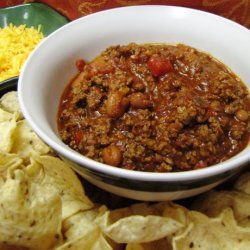 Rocky Mountain Campfire Chili recipe