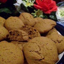 New England Molasses Cookies recipe