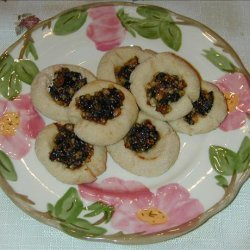 Apricot Fig Thumbprint Cookies recipe