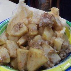 Baked Sliced Apples recipe