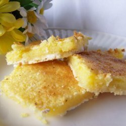 Rich Lemon Bars recipe