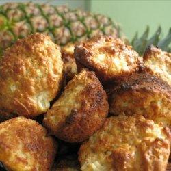 Pina Colada Mini Muffins recipe