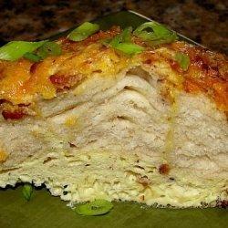 Hearty Breakfast Casserole recipe