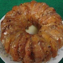 Orange Breakfast Coffee Cake recipe