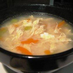 Grandma's Chicken and Rice Soup recipe