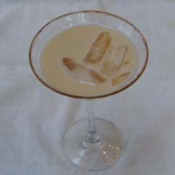 Fireside Martini recipe