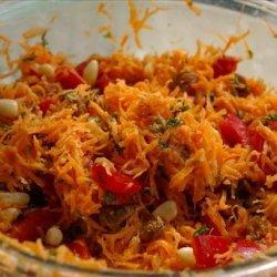 Carrot Salad Italiano recipe