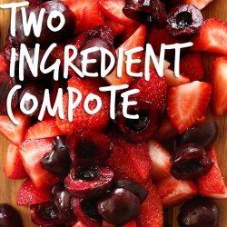 Fruit Compote recipe