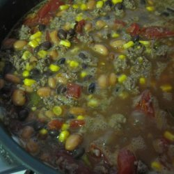 Kara's Taco Soup recipe