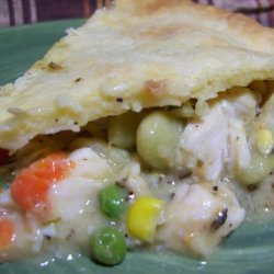 Valerie's Chicken Pot Pie,   from Woman's Day Mag. recipe