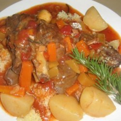 Country Lamb Casserole recipe