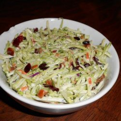 Lisa's Broccoli Slaw recipe