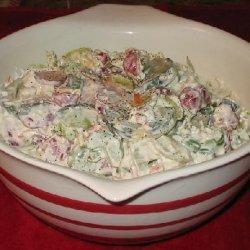 Farmer's Chop Suey (Salad) recipe