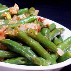 Green Beans and Onions recipe