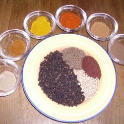 Arab Spice Mix recipe